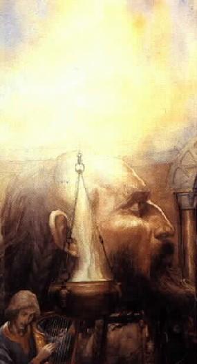 Head of Bran