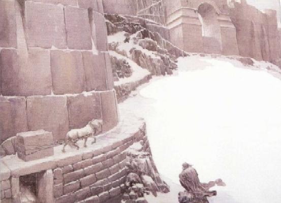 The Building of Asgard's Walls