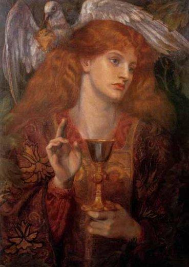The Grail Maiden (Elaine)