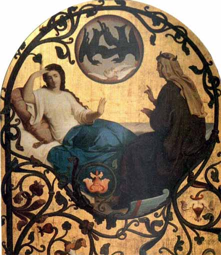 Dream of Kriemhild