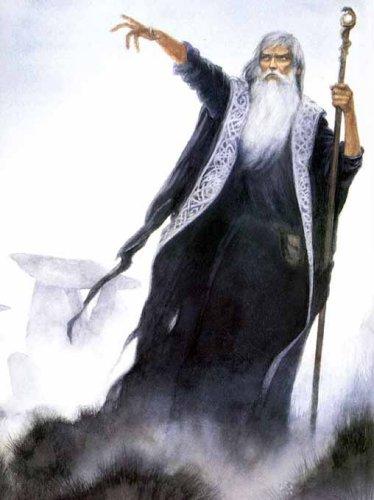 Image result for merlin arthurian legend