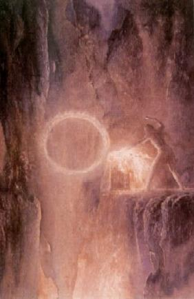 The Forge of The Ring