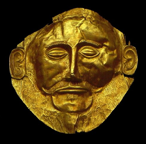 Gold Mask of Atreus