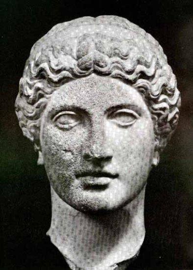 Image Gallery hephaestus face statue