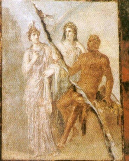 Hercules and Minerva