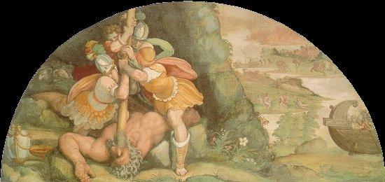 Blinding of Polyphemus