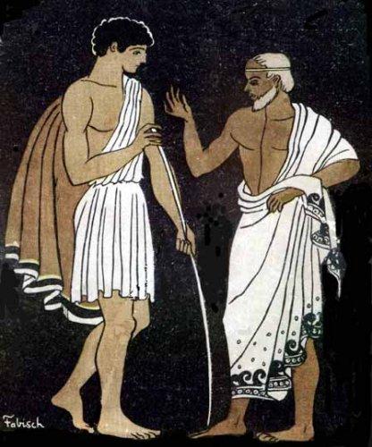 Odyssey Telemachus Odyssey